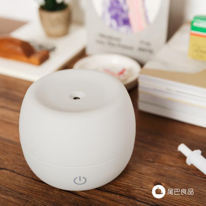 尾巴良品|usb空气加湿器创意宿舍卧室家用静音办公室桌面创意礼物