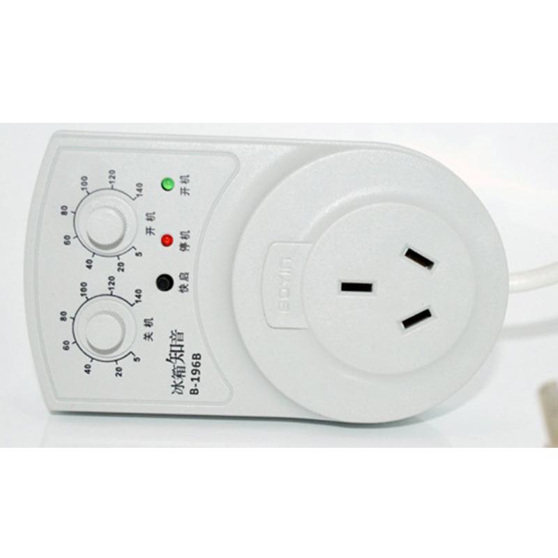 包郵波茵冰箱知音冰箱伴侶電子溫控器定時器延時保護器節能開關