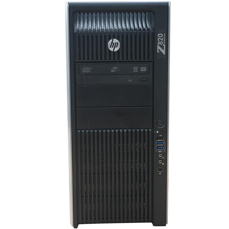HP惠普Z820工作站双路至强 E5-2690V2 20核40线程M2固态盘渲染机