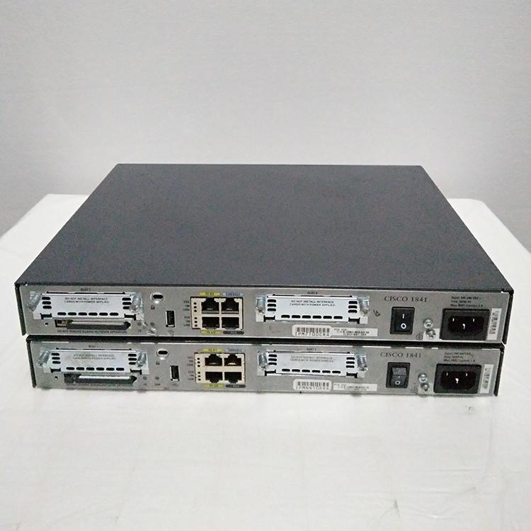 配置无线网络设备 32 128 企业级路由器 1841 思科 Cisco