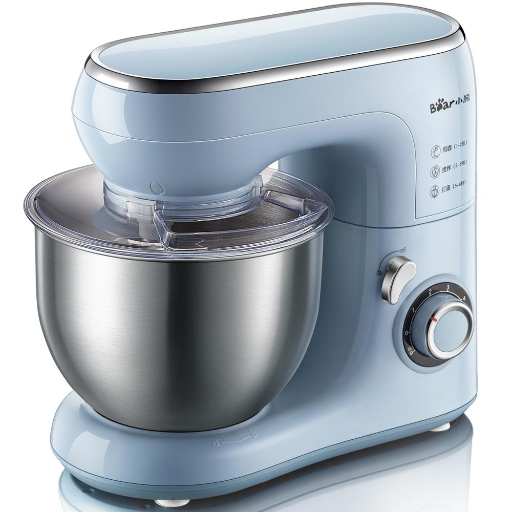 小熊厨师机家用小型和面机商用全自动揉面机搅拌多功能活面机