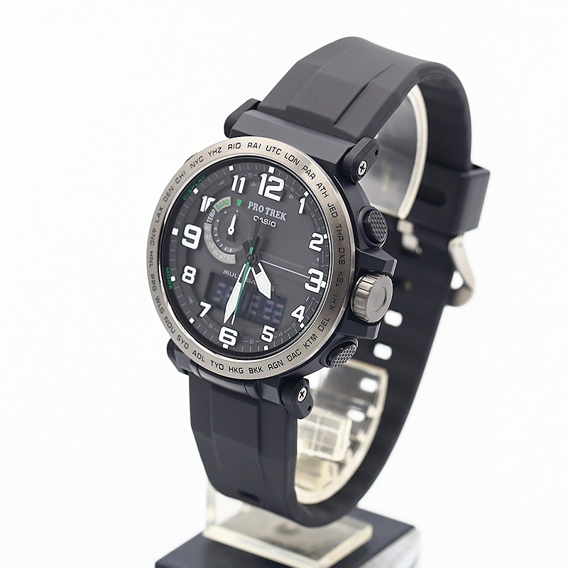 光能电波登山表 1A Y 2A 60 3 YB 1 6600Y PRW PROTREK 卡西欧手表