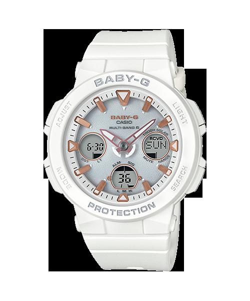 太阳能电波电子女表 250 7A 1A 2A 4A 2500 BGA G BABY 卡西欧手表