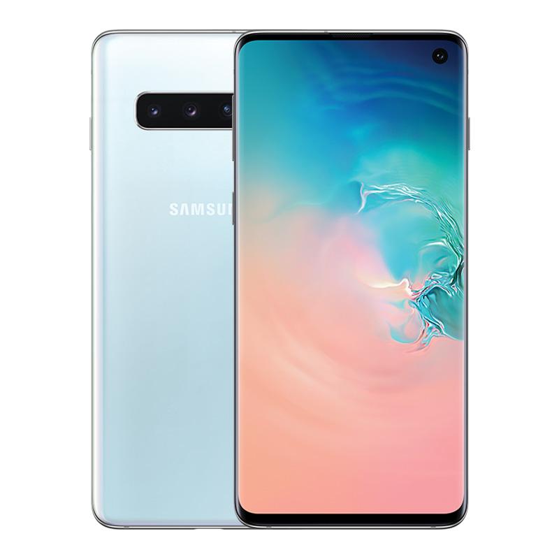 S10 智能手机 4G 官方正品 855 骁龙 5G G9730 SM S10 Galaxy 三星 Samsung 现货速发 期免息 12