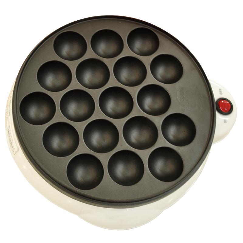 日本爱丽思iris 章鱼烧机器家用章鱼小丸子机 电热烤盘机蛋糕机器