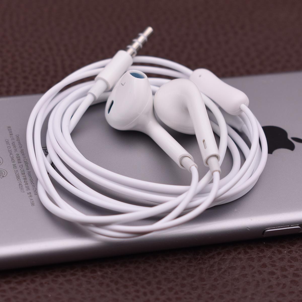通用带麦普通运动入耳式耳塞式 mp3 耳机重低音手机平板电脑 BS5 飚声