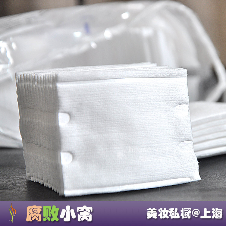 日本丽丽贝尔 优质纯棉 化妆棉 厚款 特惠222片