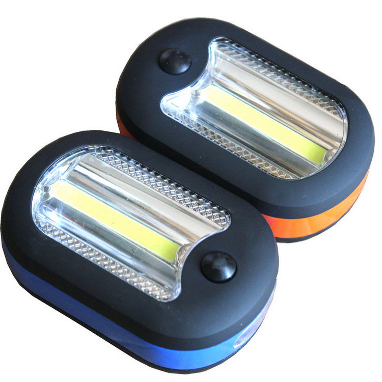 車旅伴LED磁鐵檢修工作燈掛鉤照明燈家居汽車應急照明野營帳篷燈