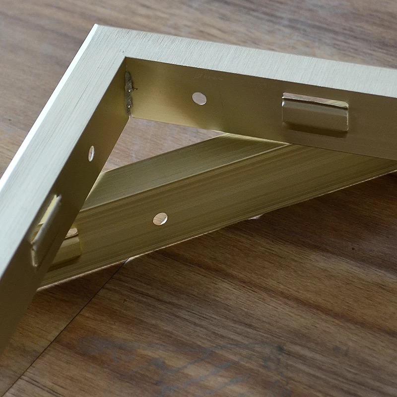 转换框集成吊顶电器浴霸安装到PVC传统吊顶铝合金转接框