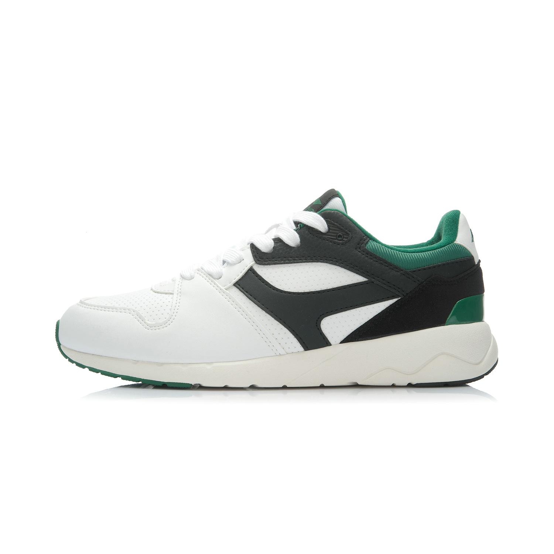 李寧休閒鞋男鞋輝煌96復古時尚慢跑鞋運動鞋男款ALCK023