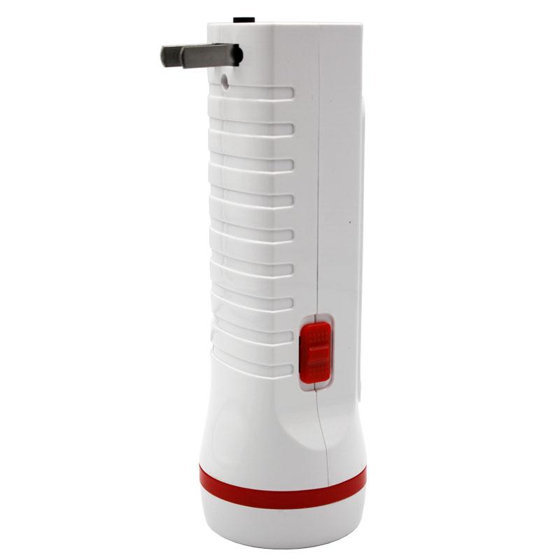 DP 久量 DP-9029B 充电式LED手电筒 带应急灯1+22灯 2档800毫安