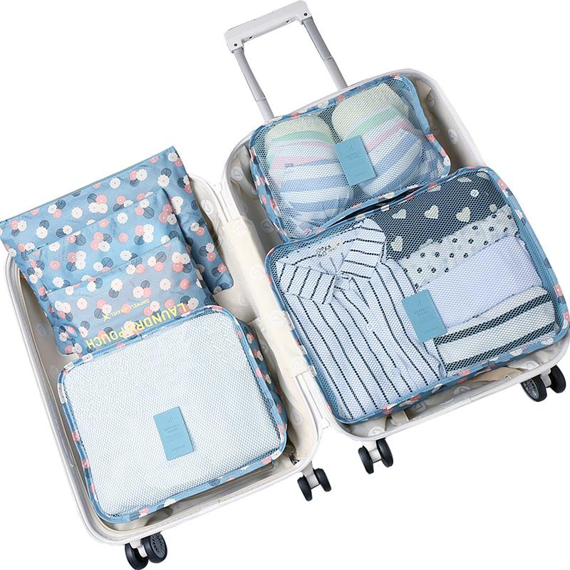 旅行收纳袋洗漱包男士防水便携女收纳包套装化妆包大容量旅游用品