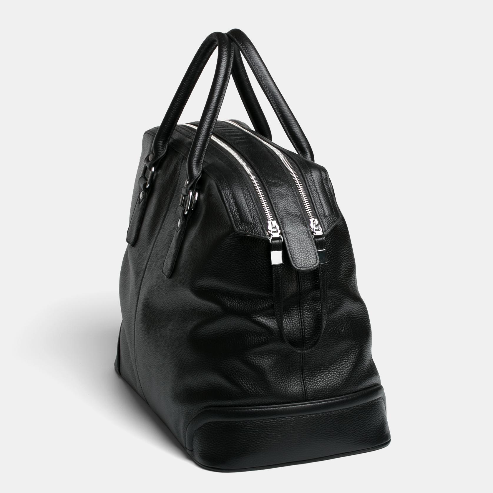 新款出差旅行包男手提真皮商务大容量行李包休闲头层牛皮旅行袋