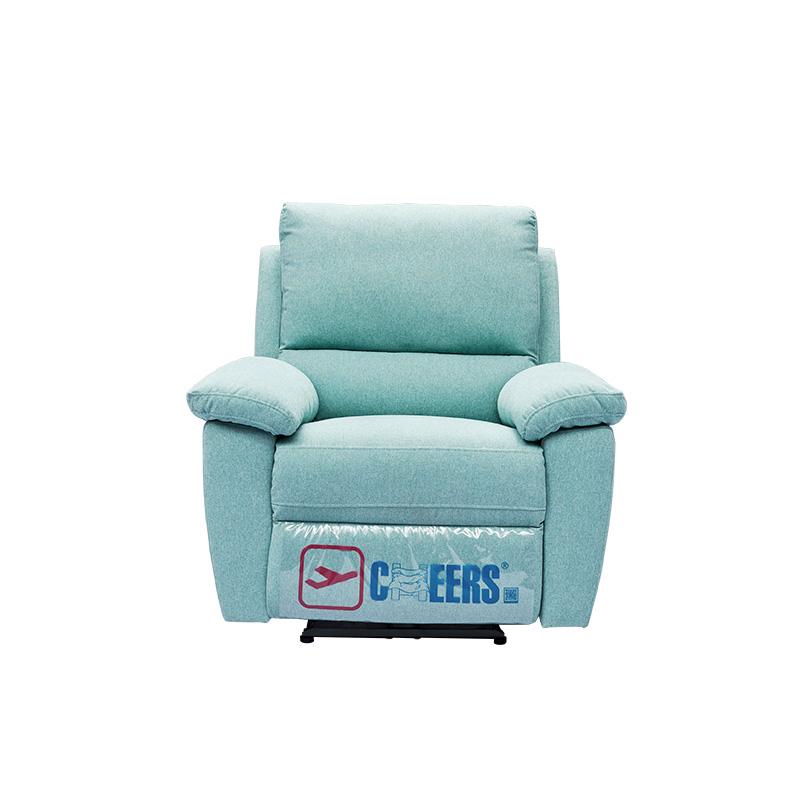 宝藏沙发 8908B 头等舱电动布艺单人功能单椅 什么值得买 x 芝华仕