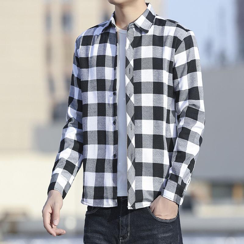 8秋季男士工装牛仔外套百搭韩版潮流修身青年夹克宽松大码外套