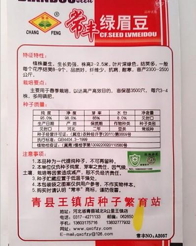 绿眉豆苗  蔬菜苗豆角扁豆种子绿眉豆苗茶豆种子刀豆种子高产
