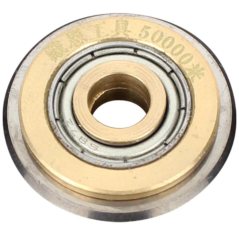 合金刀刃手动切割机刀头滚轮式地砖推刀瓷砖全瓷配件切割刀轮工业