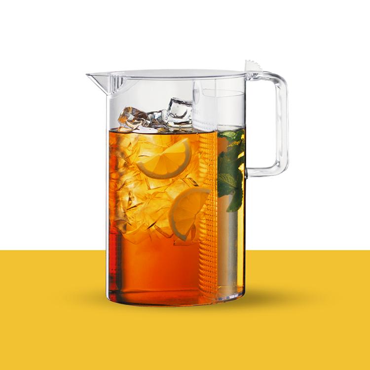 Bodum-波頓 Ceylon Ice tea jug 冰茶壺 家用泡茶器濾網可拆茶具