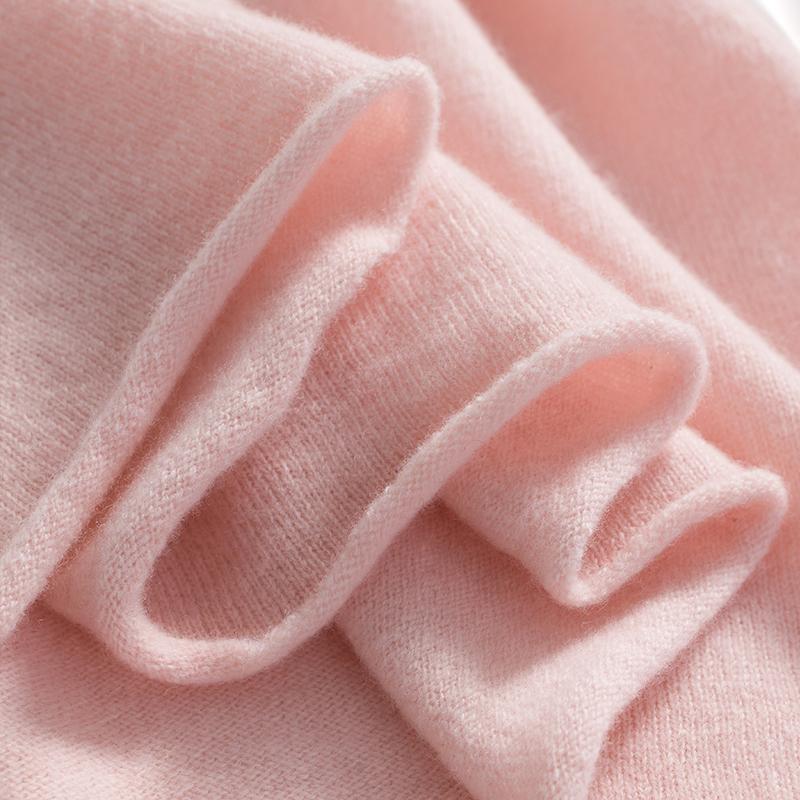 领毛衣打底衫女 V 纯羊毛衫女短款长袖 100 澳洲美丽诺 秋冬新款 2019