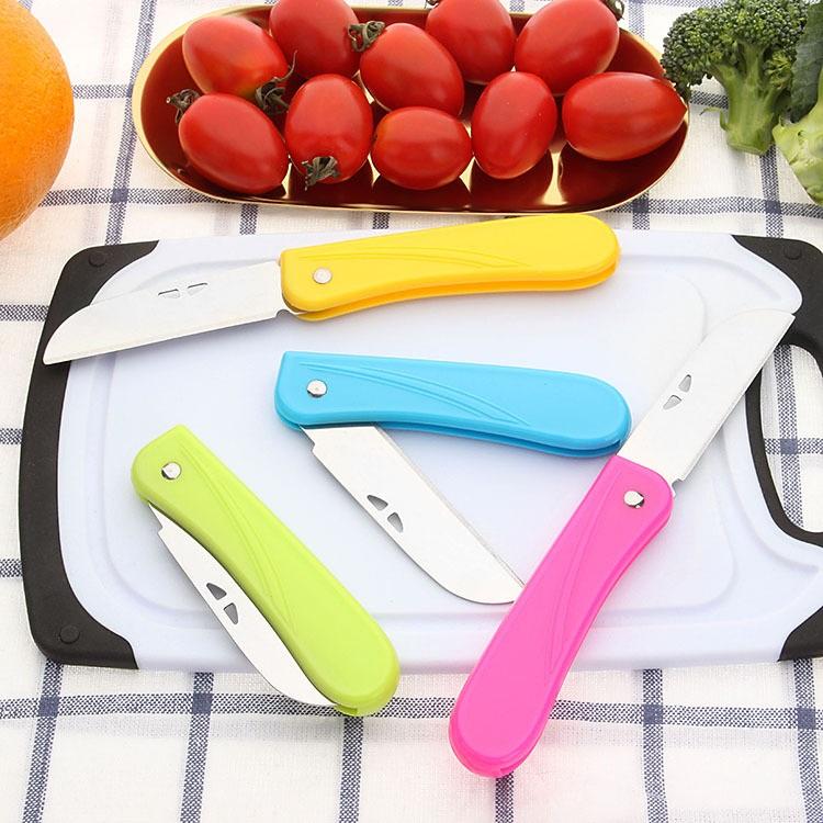 不锈钢水果刀切西瓜切块神器多功能刀具家用水果火龙果橙子分割器