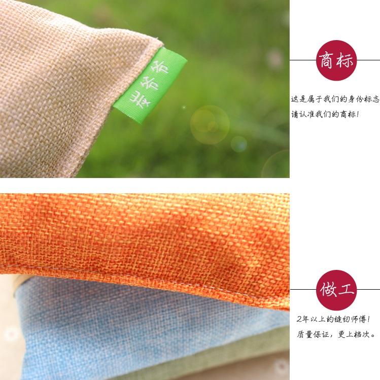 家用活性炭包装修竹炭包去除甲醛新房除味包吸除异味竹炭包500g