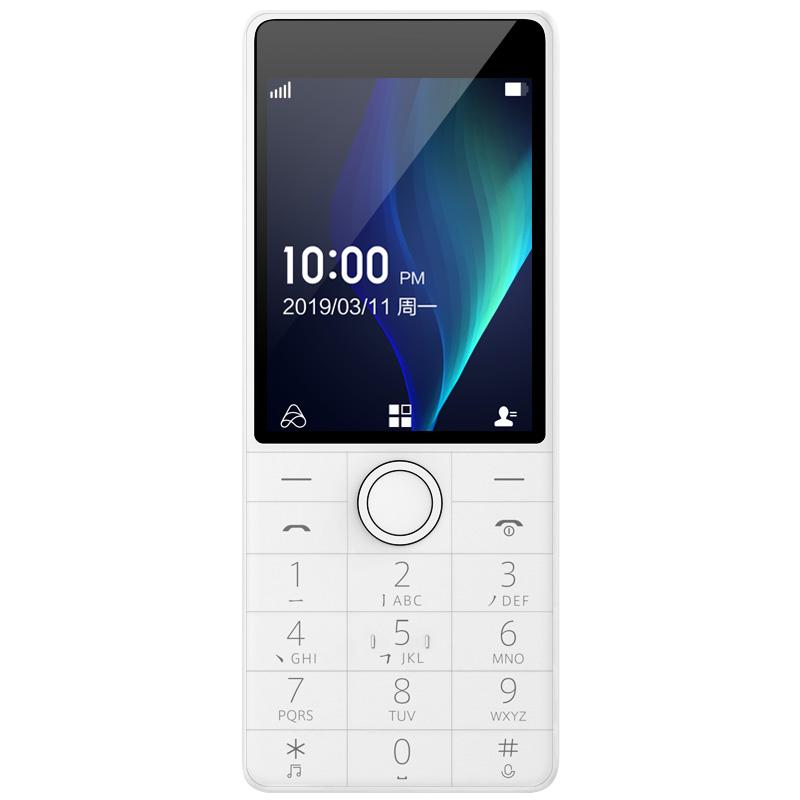 标配版 M3L KE 21 语音手机微信定位老人机 ai 小爱同学多亲 升级版 Qin1s 老年机 4G 多亲全网通