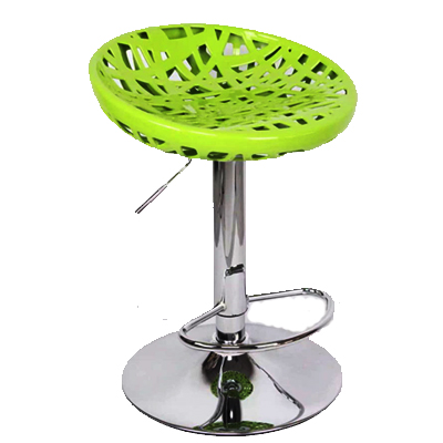 现代简约酒吧椅吧台椅子升降椅高脚凳前柜台手机店营业厅双层鸟巢