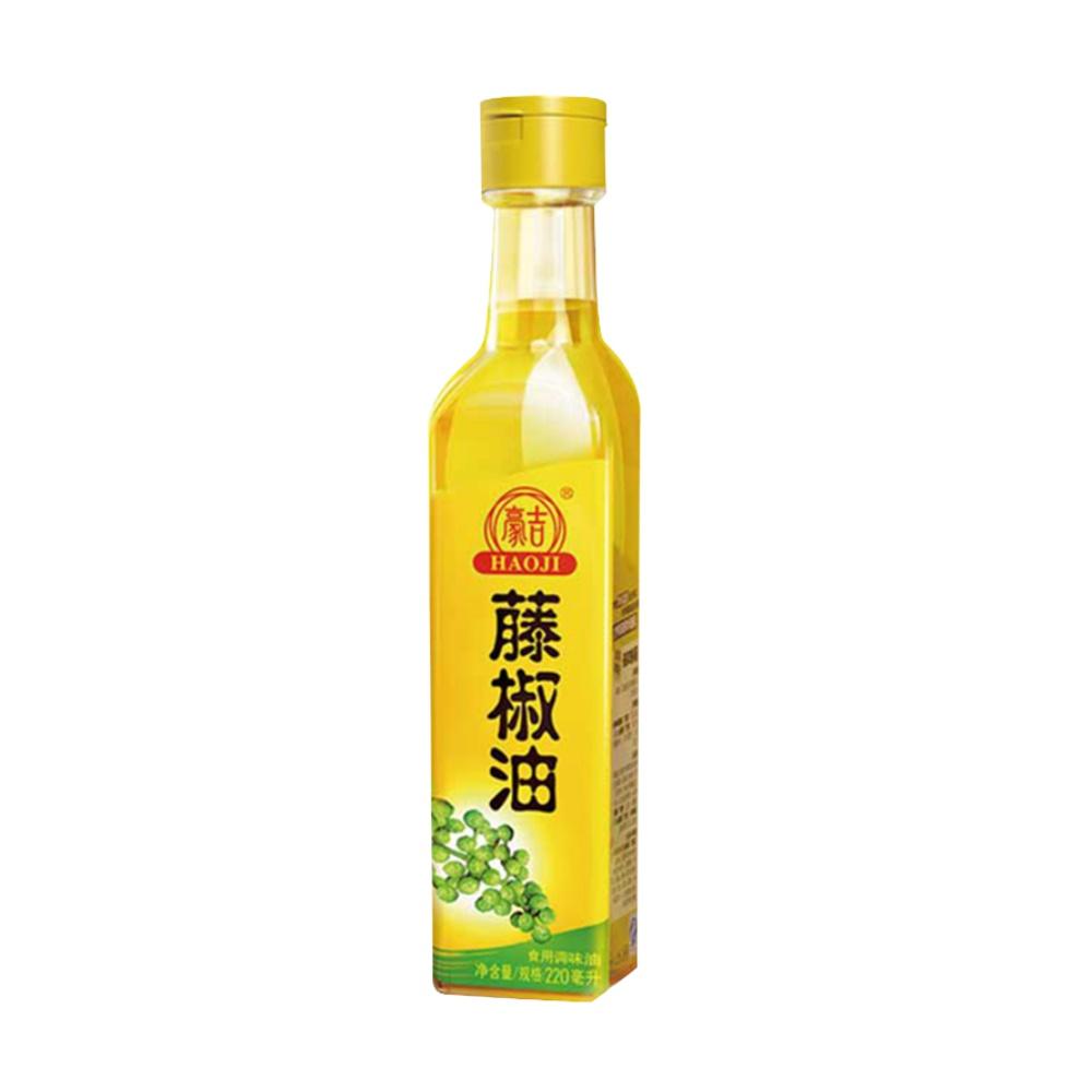【包邮】豪吉藤椒油220ml