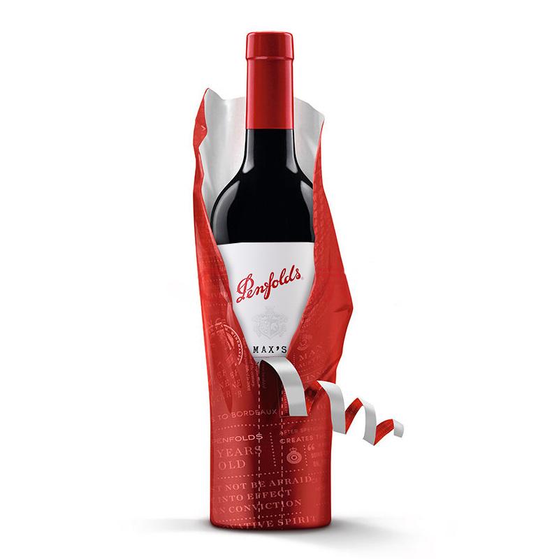 1919酒类直供 奔富麦克斯经典干红西拉赤霞珠葡萄酒 澳洲进口