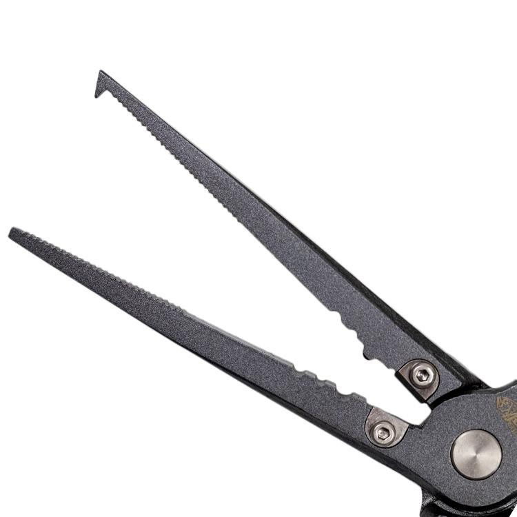 线小钳子工具防锈摘钩器控 pe 英寸剪 7.8 英寸 6 水上狙击不锈钢路亚钳