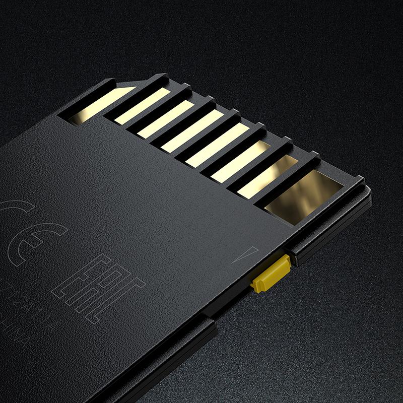 天硕(TOPSSD) 180MB/s UHS-I 高速SD存储卡_64GB