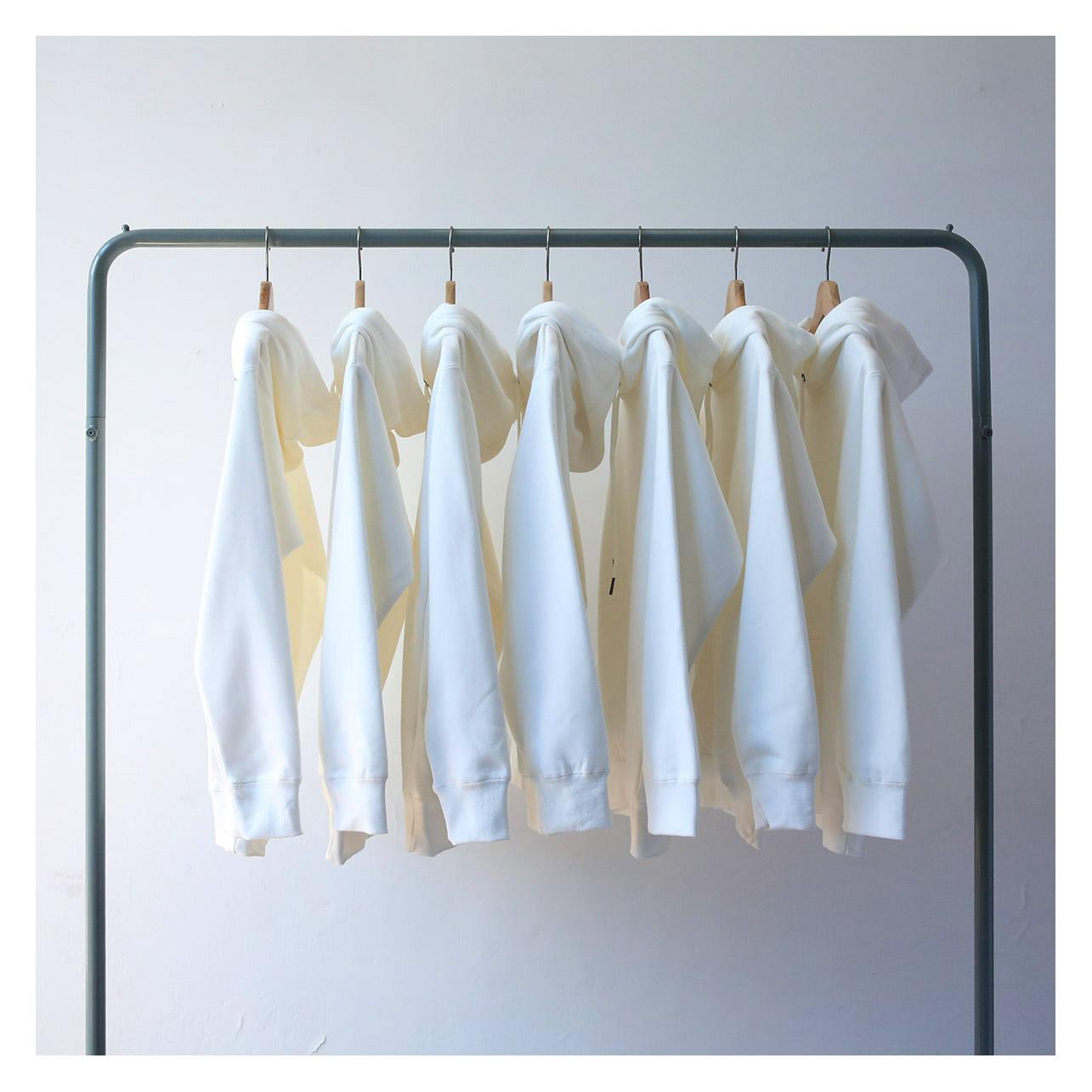 百搭冬季加绒加厚保暖白色 乳白色 米白色 连帽卫衣男 女