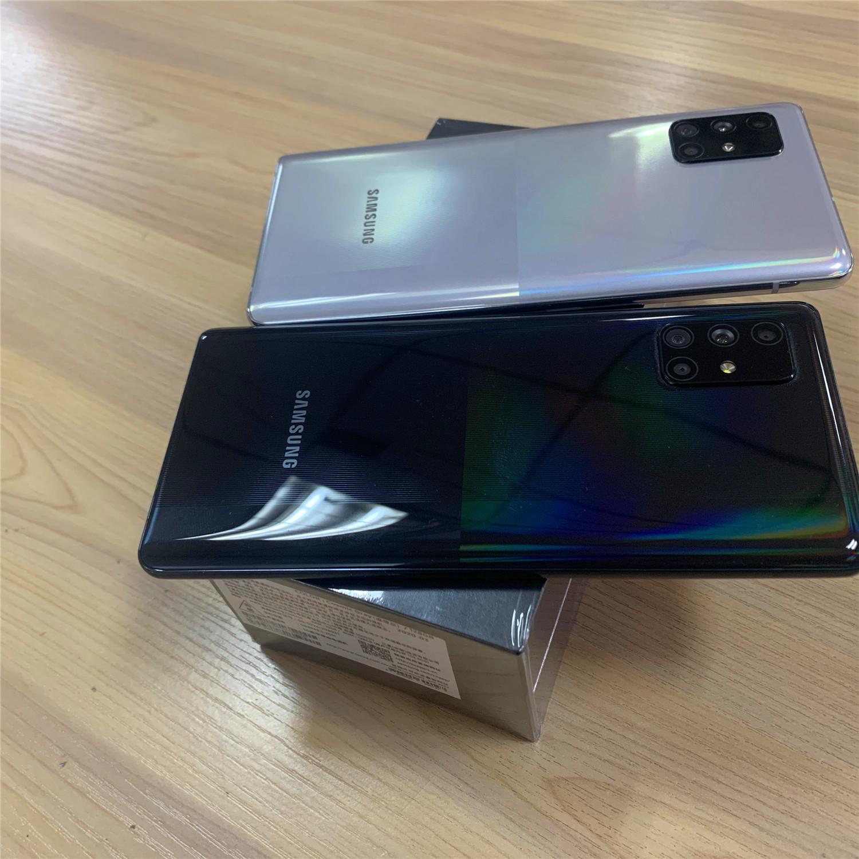 a71 国行三星 5G 全面屏 5G A7160 SM A71 Galaxy 三星 Samsung 新品