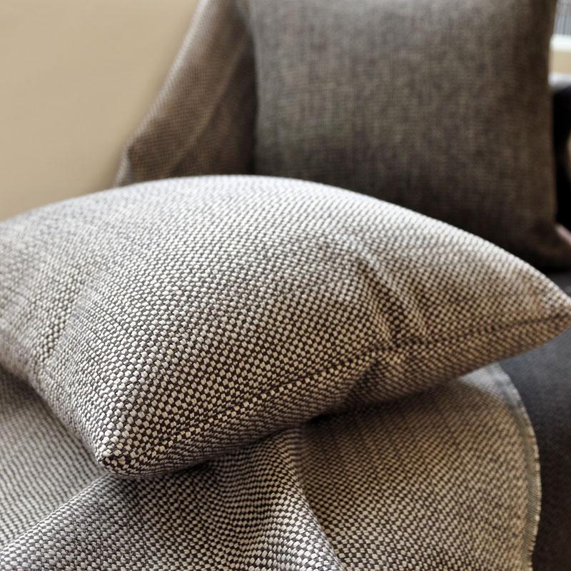 加厚布艺亚麻抱枕靠垫套客厅沙发大号床头靠枕枕头靠背汽车腰垫