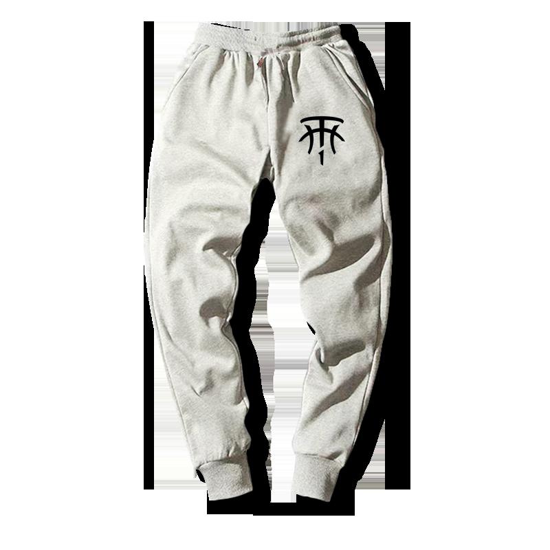 T-MAC麦迪篮球运动长裤麦蒂修身透气训练慢跑男小脚束口卫裤