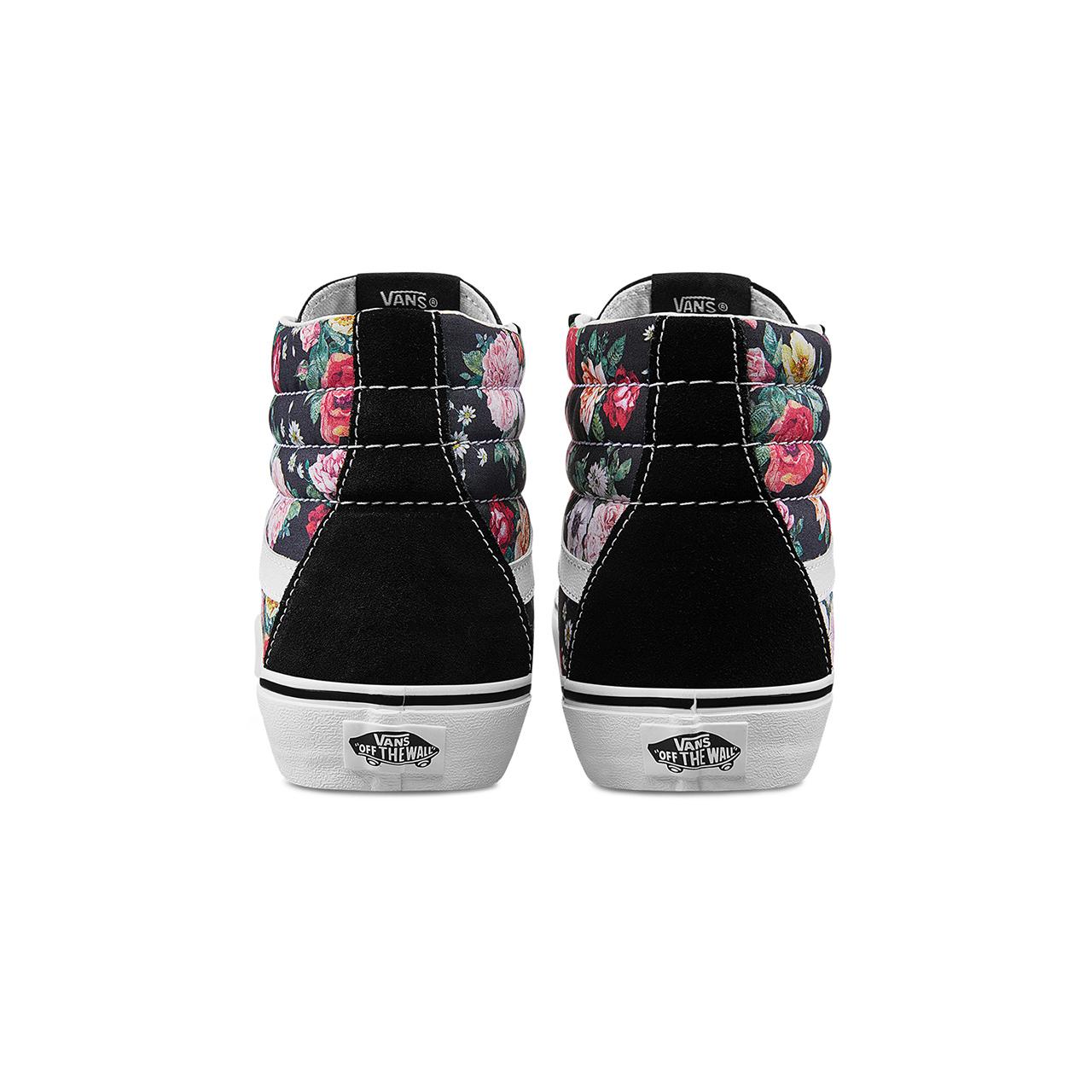 高帮男女新款官方正品 板鞋运动鞋 Hi SK8 经典系列 范斯 Vans