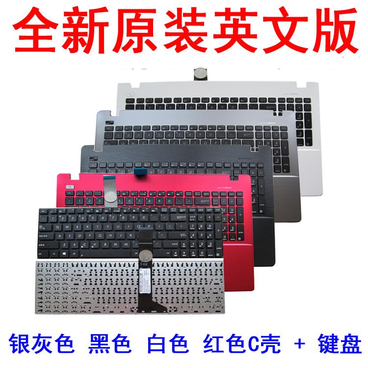 華碩F550 F550J X550V X550C X550VC A550 R510V A550V R510L鍵盤F550 F550J X550V X550C X550VC A550 鍵盤