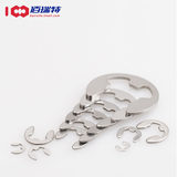 GB896 stainless steel open type circlip ring E buckle 1.5-2-3-3.5-4-5-6-7-8-9-10-15