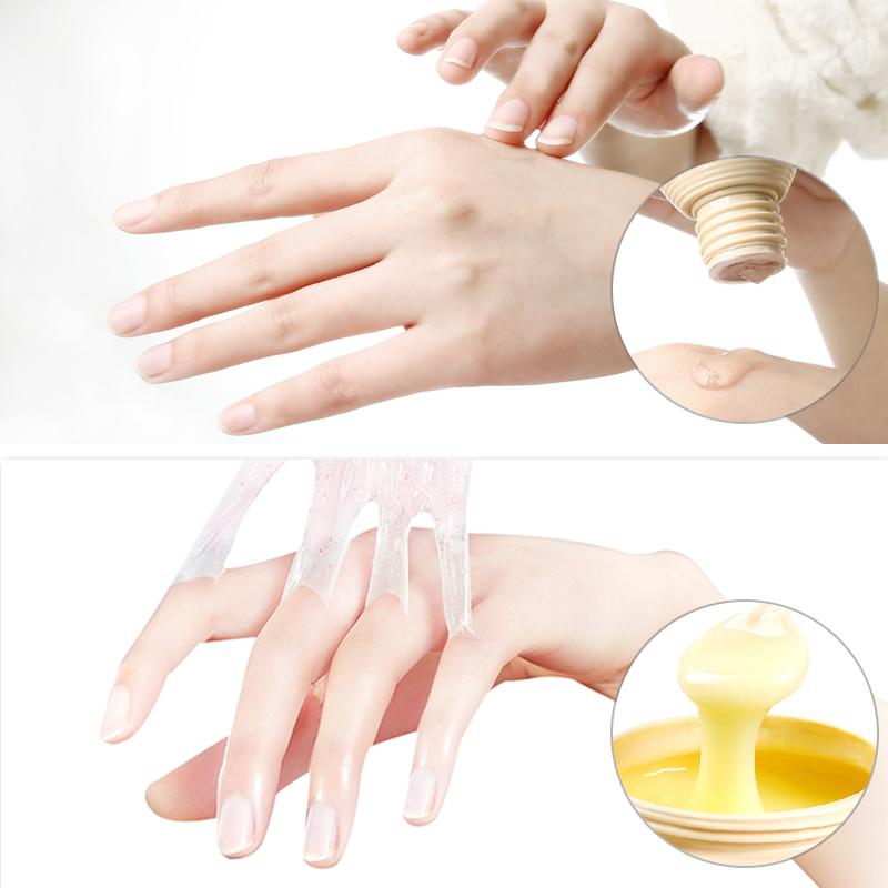朵拉朵尚撕拉手膜手蜡保湿嫩滑去角质去死皮淡化细纹防干裂手套