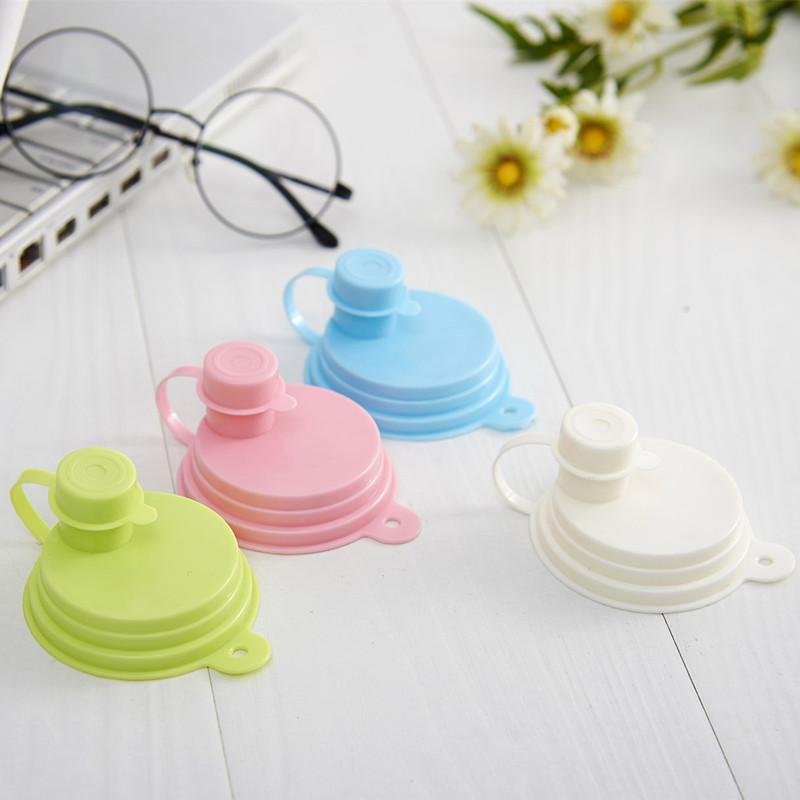 牛奶茶咖啡瓶装果汁饮料防漏密封盖防潮保鲜封口器水杯盖茶杯碗盖