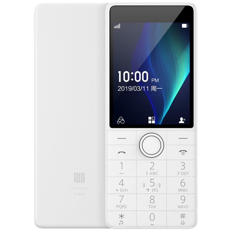 老年人手机小爱智能微信备用 4G 电话 ai 全网通多亲 1s qin 小米众筹
