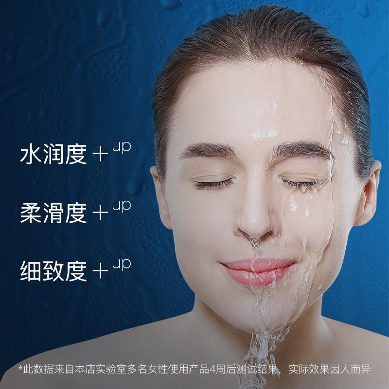 伊夏八杯水保湿透润六件套装礼盒护肤品女士补水化妆品旗舰店正品