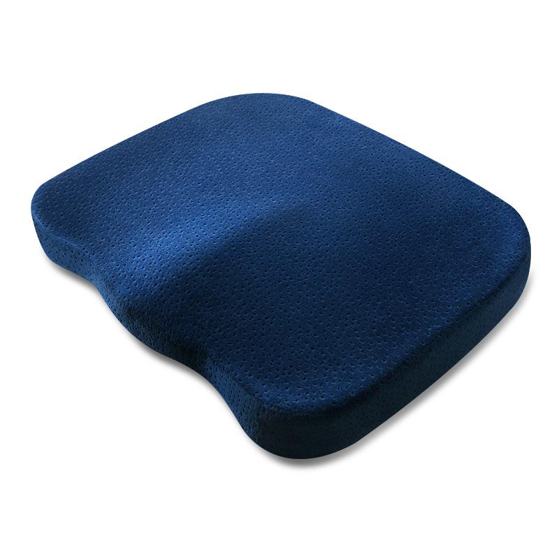 记忆棉美臀坐垫椅子学生办公室久坐椅垫四季透气屁股痔疮孕妇座垫