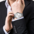 Rossini watch male student quartz watch official authentic fashion calendar waterproof couple watch gift 514631