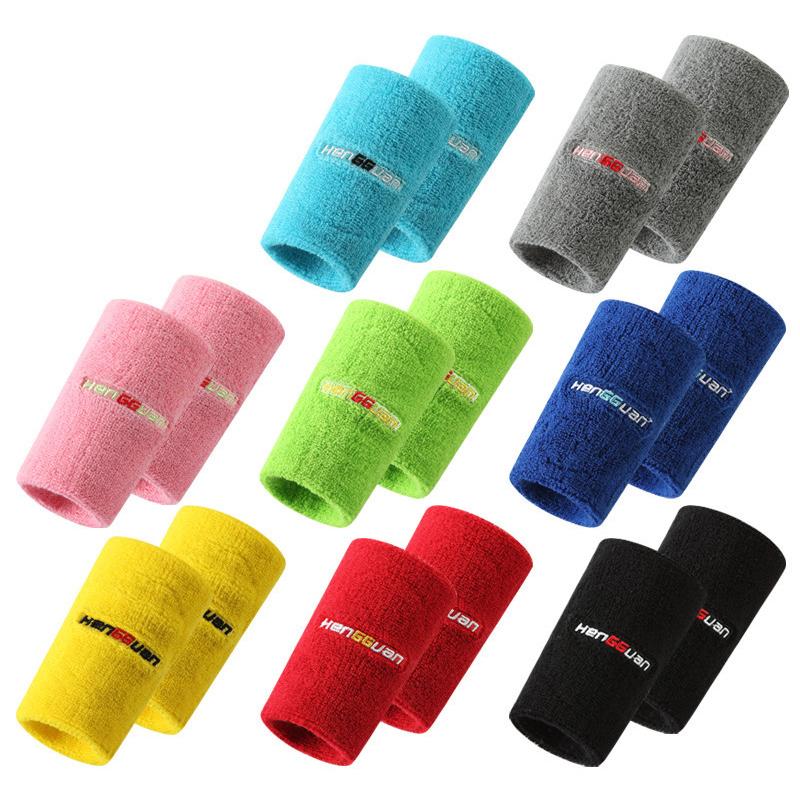 护腕运动 手腕套吸汗擦汗毛巾扭伤健身跑步男女薄款透气保暖关节