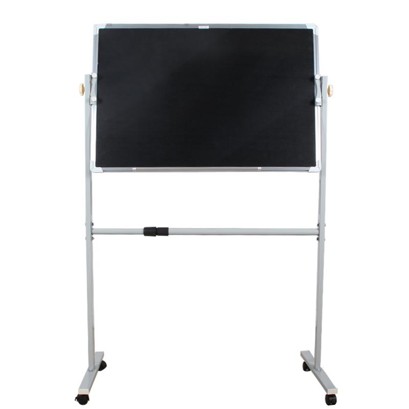 小黑板店铺用墙贴挂式家用教学广告牌磁性黑板教室用挂壁粉笔儿童画板支架式移动留言板培训写字可擦定制白板