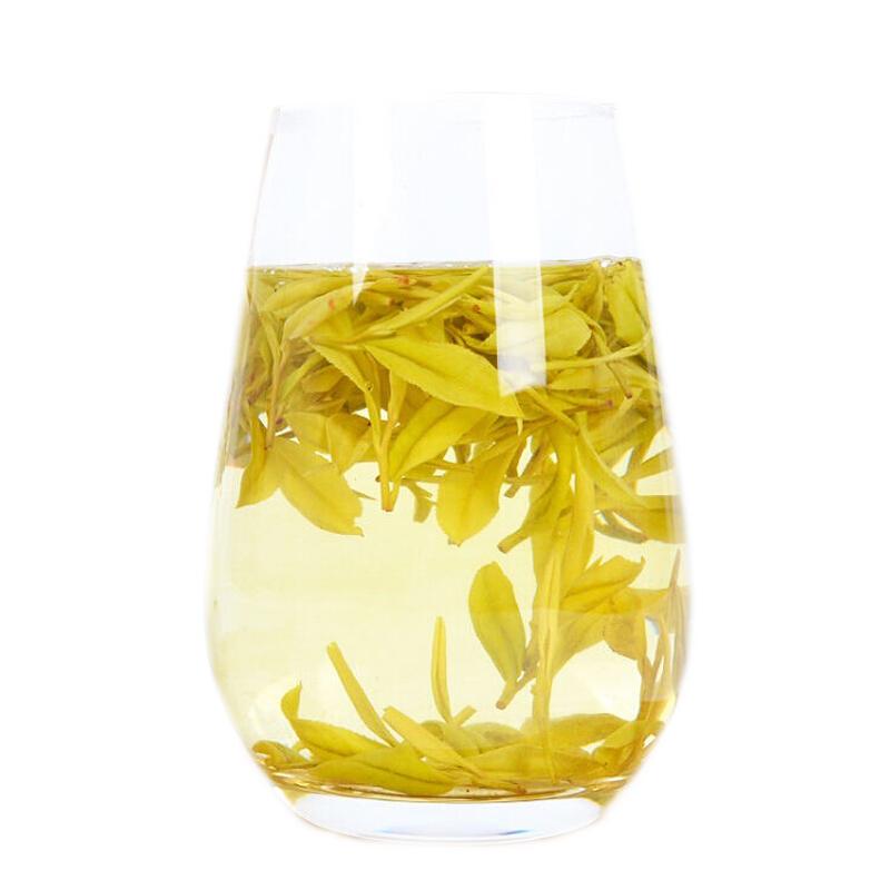 克礼盒装包邮 125 年春茶安吉白茶新品种绿茶叶明前黄金芽特级 2018
