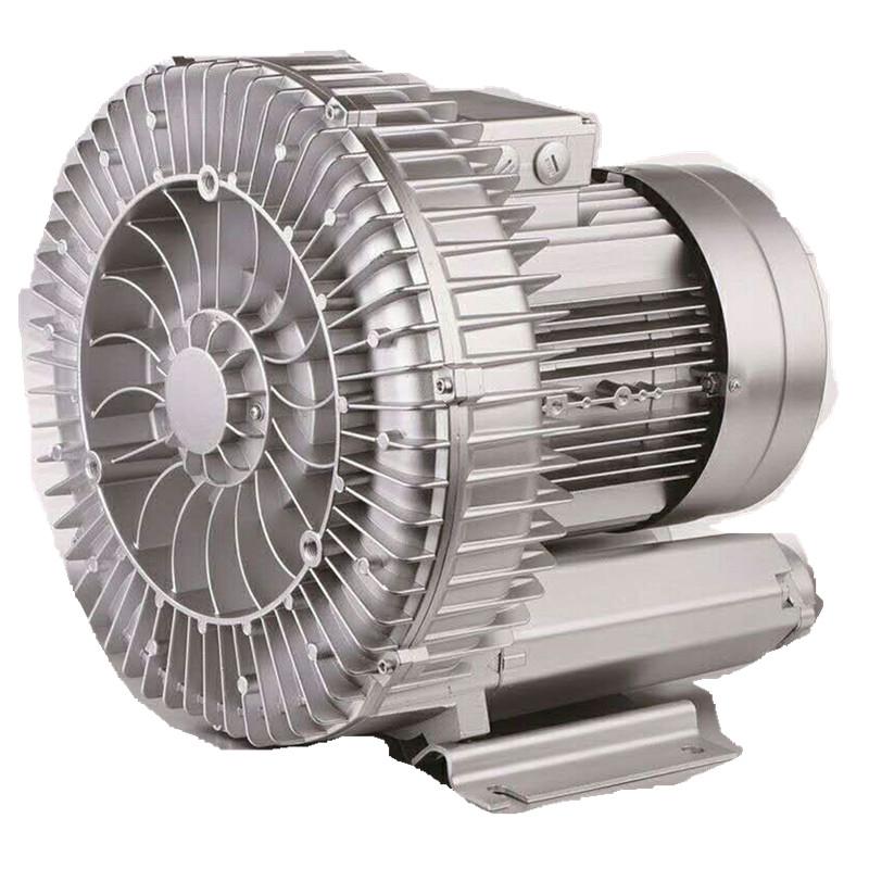 上海惠京 漩涡风机旋涡式气泵工业鼓风机鱼塘增氧机高压风机强力