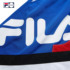 FILA FUSION Fei Le women's woven skirt 2021 spring and summer new ins tide colorful contrast stitching skirt