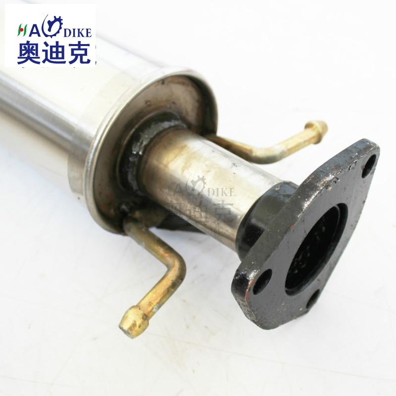 适用于 别克 凯越 三厢 两厢 hrv 中节 段 不锈钢 排气管 消声器
